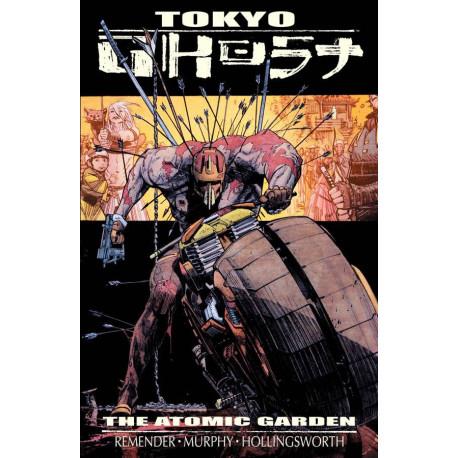 TOKYO GHOST TP VOL 1 ATOMIC GARDEN