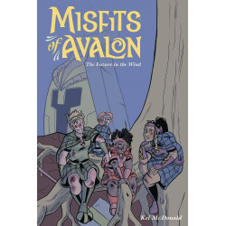 MISFITS OF AVALON TP VOL 3 FUTURE IN WIND