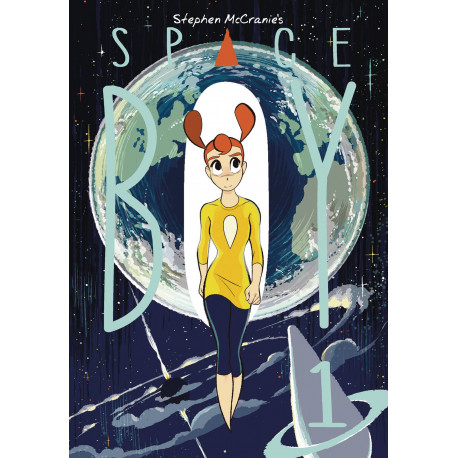 STEPHEN MCCRANIES SPACE BOY TP VOL 1