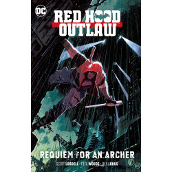 RED HOOD OUTLAW TP VOL 1 REQUIEM FOR AN ARCHER