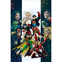 YOUNG JUSTICE TP BOOK 1