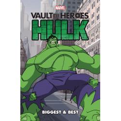 MARVEL VAULT OF HEROES HULK BIGGEST BEST TP