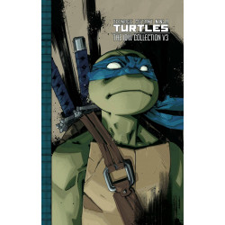 TMNT ONGOING IDW COLL HC VOL 3