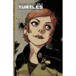 TMNT ONGOING IDW COLL HC VOL 5