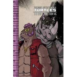 TMNT ONGOING IDW COLL HC VOL 8