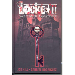 LOCKE KEY HC VOL 1 WELCOME TO LOVECRAFT