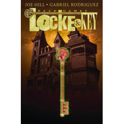 LOCKE KEY HC VOL 2 HEAD GAMES