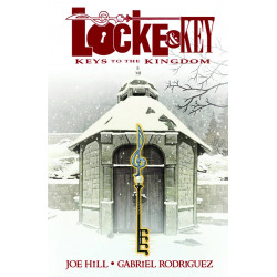 LOCKE KEY HC VOL 4 KEYS TO THE KINGDOM