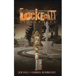 LOCKE KEY HC VOL 5 CLOCKWORKS