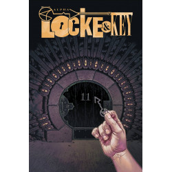 LOCKE KEY HC VOL 6 ALPHA OMEGA