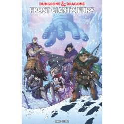 DUNGEONS DRAGONS FROST GIANTS FURY TP