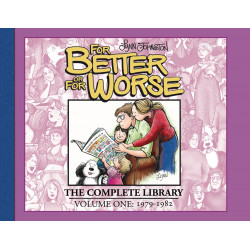 FOR BETTER OR FOR WORSE COMP LIBRARY HC VOL 1