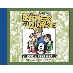 FOR BETTER OR FOR WORSE COMP LIBRARY HC VOL 2