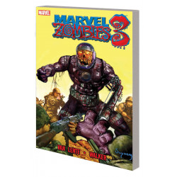MARVEL ZOMBIES TP VOL 3 NEW PTG