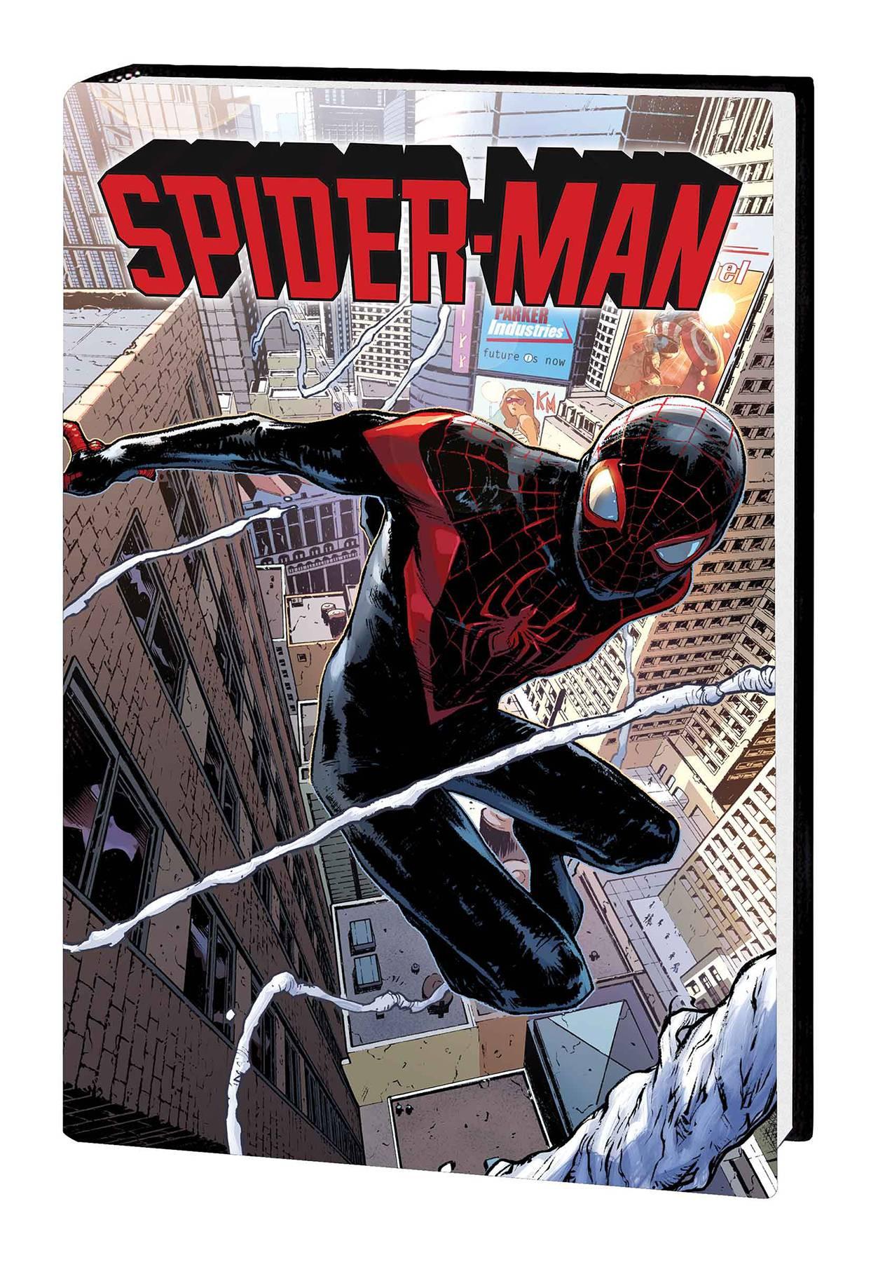 Spiderman Miles Morales Omnibus Hc