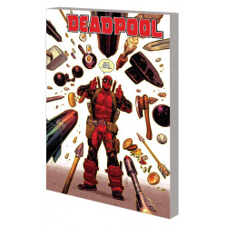DEADPOOL BY SKOTTIE YOUNG TP VOL 3 WEASEL GOES TO HELL
