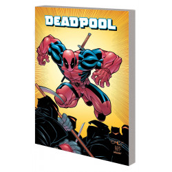 DEADPOOL BY JOE KELLY COMPLETE COLLECTION TP VOL 1