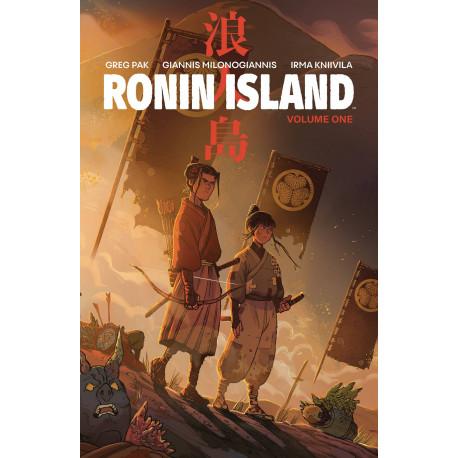 RONIN ISLAND TP VOL 1