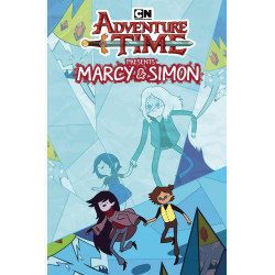 ADVENTURE TIME MARCY SIMON TP