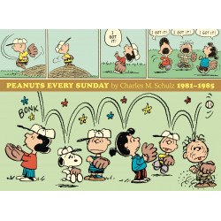 PEANUTS EVERY SUNDAY HC VOL 7 1981-1985