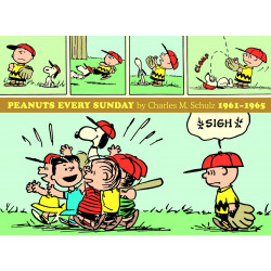 PEANUTS EVERY SUNDAY HC VOL 3 1961-1965