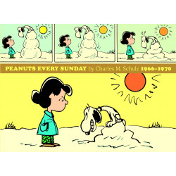 PEANUTS EVERY SUNDAY HC VOL 4 1966-1970