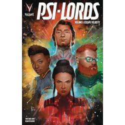 PSI-LORDS TP VOL 1 ESCAPE VELOCITY