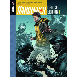 HARBINGER DLX HC VOL 1
