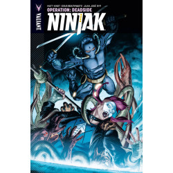 NINJAK TP VOL 3 OPERATION DEADSIDE