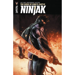 NINJAK TP VOL 4 SIEGE OF KINGS CASTLE