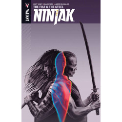 NINJAK TP VOL 5 THE FIST THE STEEL