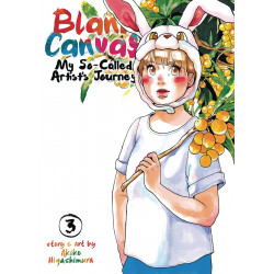 BLANK CANVAS SO CALLED ARTISTS JOURNEY GN VOL 3