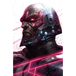 DCEASED 6 CARD STOCK VAR ED