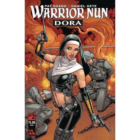 WARRIOR NUN DORA 2 WORLD WAR II