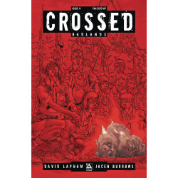 CROSSED BADLANDS 11 FAN EXPO VIP