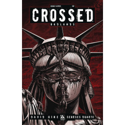 CROSSED BADLANDS 14 NEW YORK VIP
