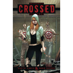 CROSSED BADLANDS 25 COLLECTOR SET VIP