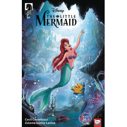 DISNEY THE LITTLE MERMAID 1