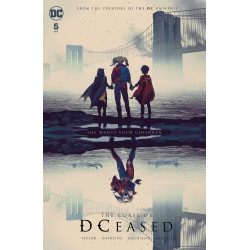 DCEASED 5 CARD STOCK HORROR VAR ED