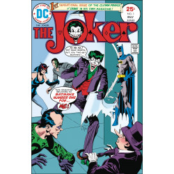DOLLAR COMICS JOKER 1