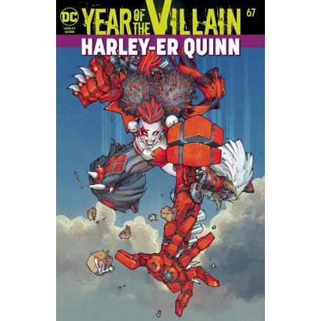 HARLEY QUINN 67 YOTV