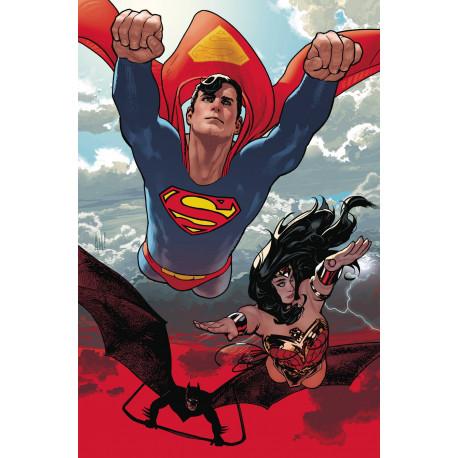 SUPERMAN 17 VAR ED YOTV