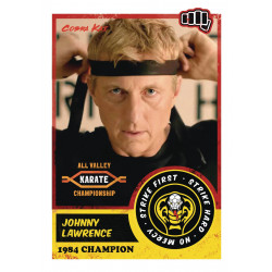COBRA KAI KARATE KID SAGA CONTINUES 1 CVR B PHOTO