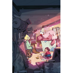 STEVEN UNIVERSE ONGOING 33 CVR B PREORDER VENDIVIL VAR