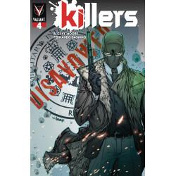 KILLERS 4 CVR A MEYERS