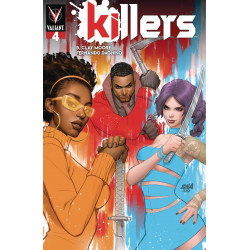KILLERS 4 CVR B NAKAYAMA
