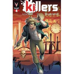 KILLERS 4 CVR C LEONARDI