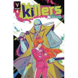 KILLERS 4 CVR D FISH