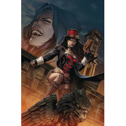 VAN HELSING VS DRACULAS DAUGHTER 3 CVR A SPAY