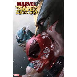 MARVEL ZOMBIES RESPAWN 1